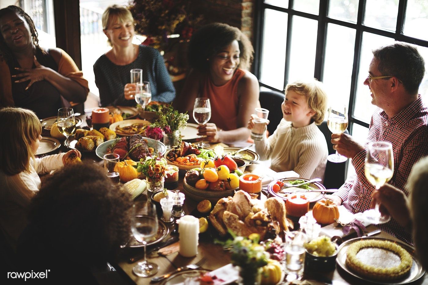 Talking at the Dinner Table: Having Healthy Family Conversations