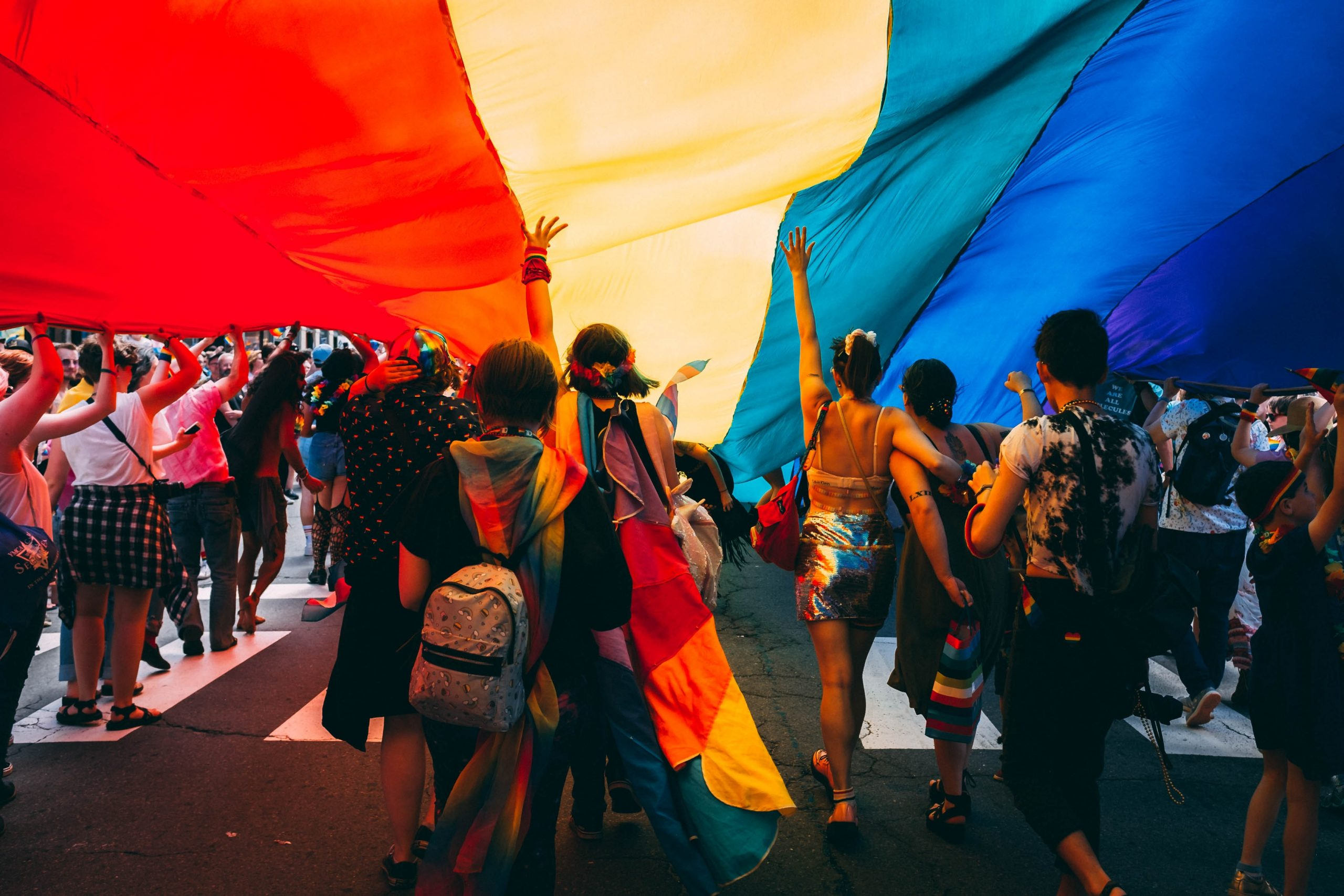 LGBTQIA and Its Intersectional Movement